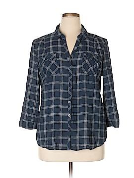 CB Long Sleeve Blouse Size XL