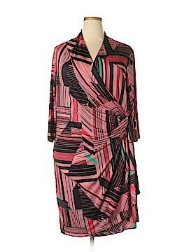 Jete Casual Dress Size 3X (Plus)