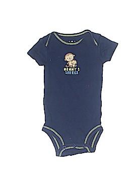 Child of Mine by Carter's Short Sleeve Onesie Newborn