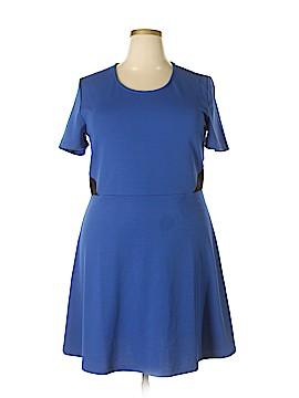 Liberty Love Casual Dress Size 2X (Plus)