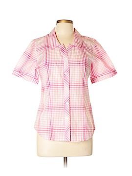 Pendleton Short Sleeve Button-Down Shirt Size M