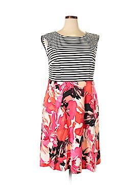 Sandra Darren Casual Dress Size 14W