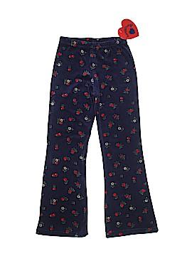 Hartstrings Velour Pants Size 7