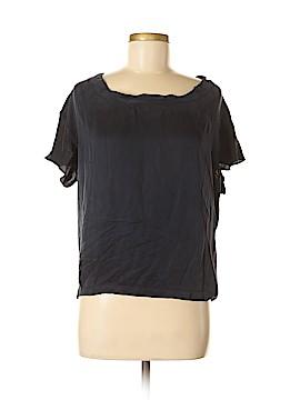 Maje Short Sleeve Blouse Size S