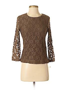 Rafaella Long Sleeve Top Size P (Petite)
