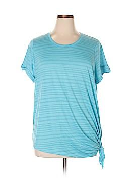 Tek Gear Active T-Shirt Size 1X (Plus)
