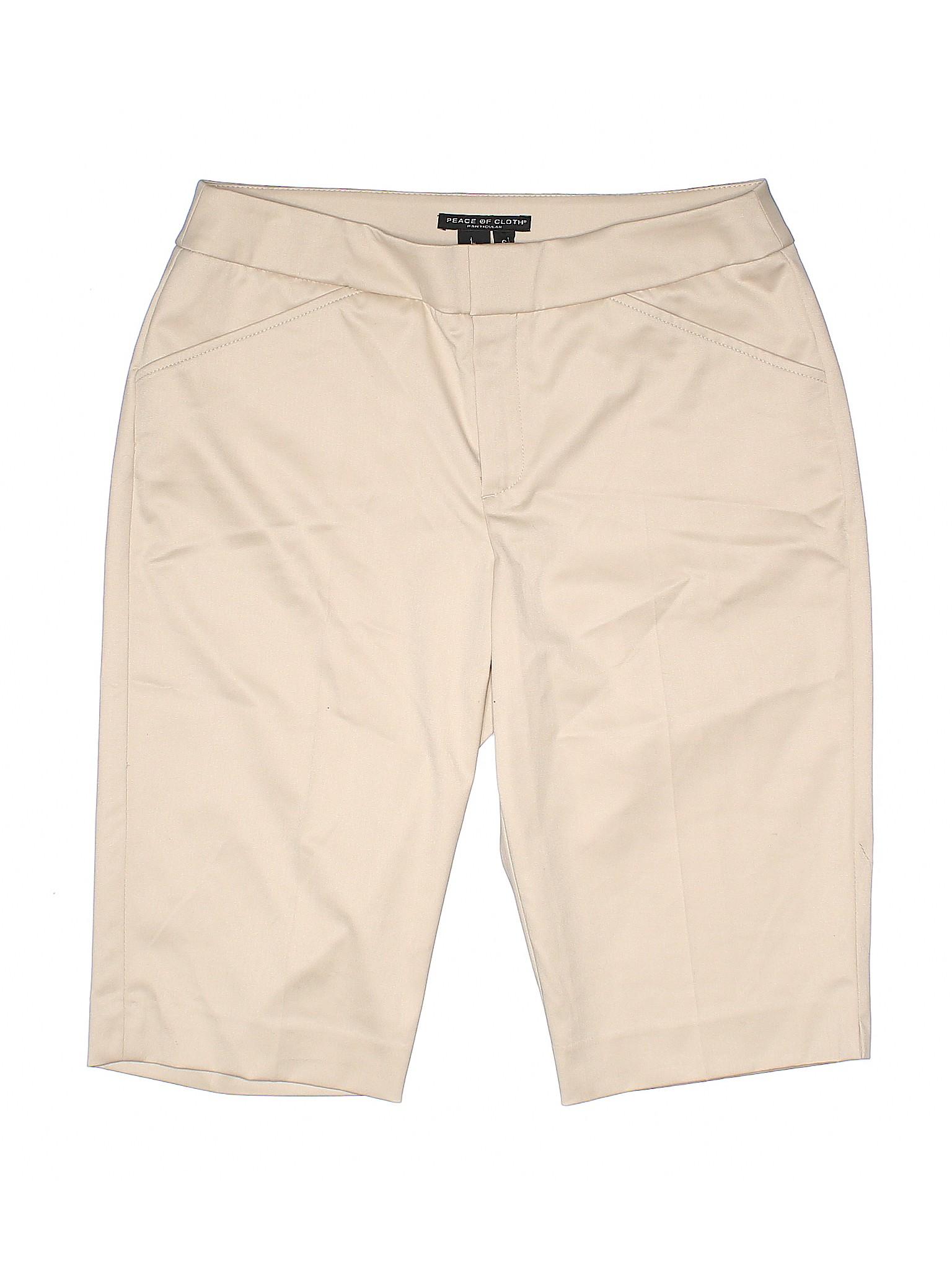 of Cloth Shorts Khaki Peace Boutique qXgSxT1