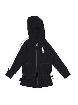 Ralph Lauren Zip Up Hoodie Size 4T