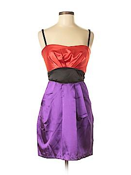 Three Pink Hearts Trixi Cocktail Dress Size 7