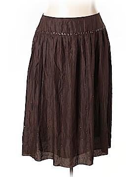 Talbots Silk Skirt Size 18 (Plus)