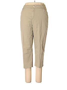 Cj Banks Khakis Size 18w (Plus)