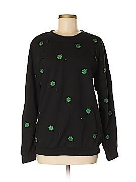 The Quacker Factory Sweatshirt Size M