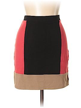 Gianni Bini Leather Skirt Size L