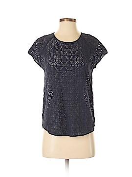 Diane von Furstenberg Short Sleeve Top Size S