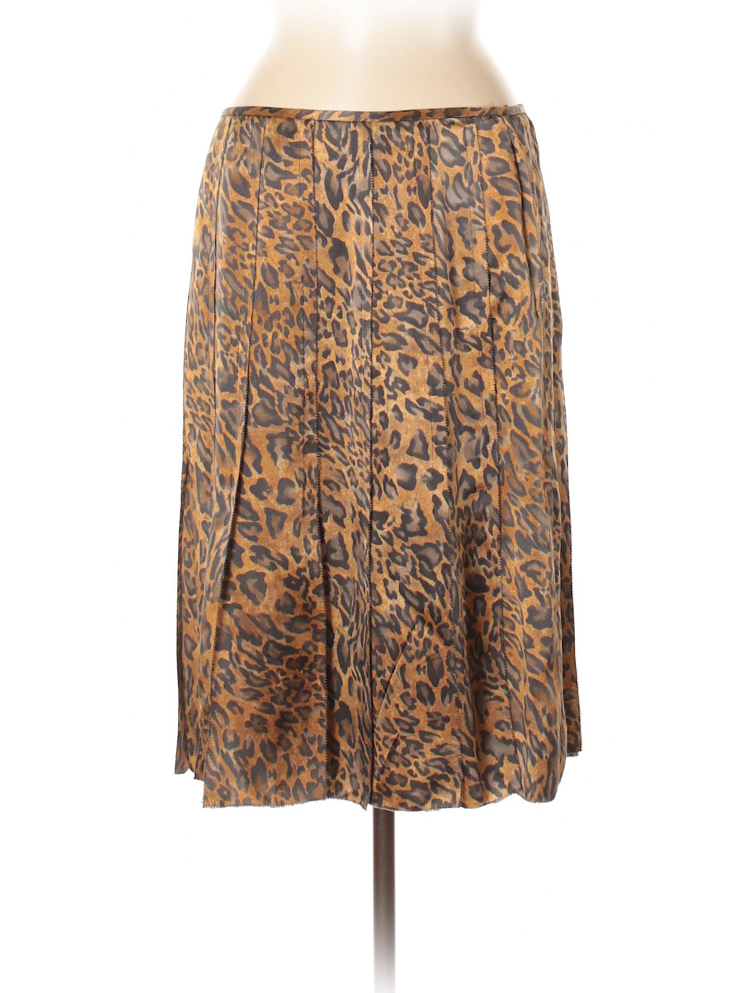 Boutique leisure Boutique Worthington leisure Skirt Silk zddqrF4wx