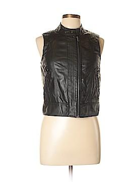 Melville Faux Leather Jacket Size M