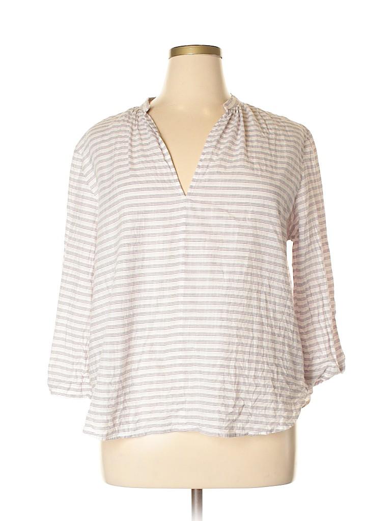Gap Women Long Sleeve Blouse Size XL