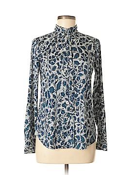 Ann Marino Long Sleeve Button-Down Shirt Size XS
