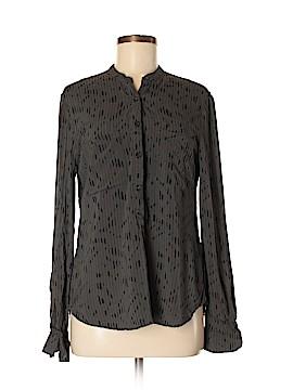 Alternative Apparel Long Sleeve Blouse Size M