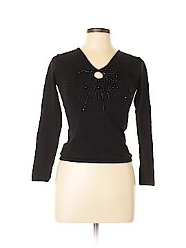 Michelle Nicole Long Sleeve Blouse Size M