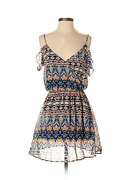 Peach Royal Casual Dress Size S