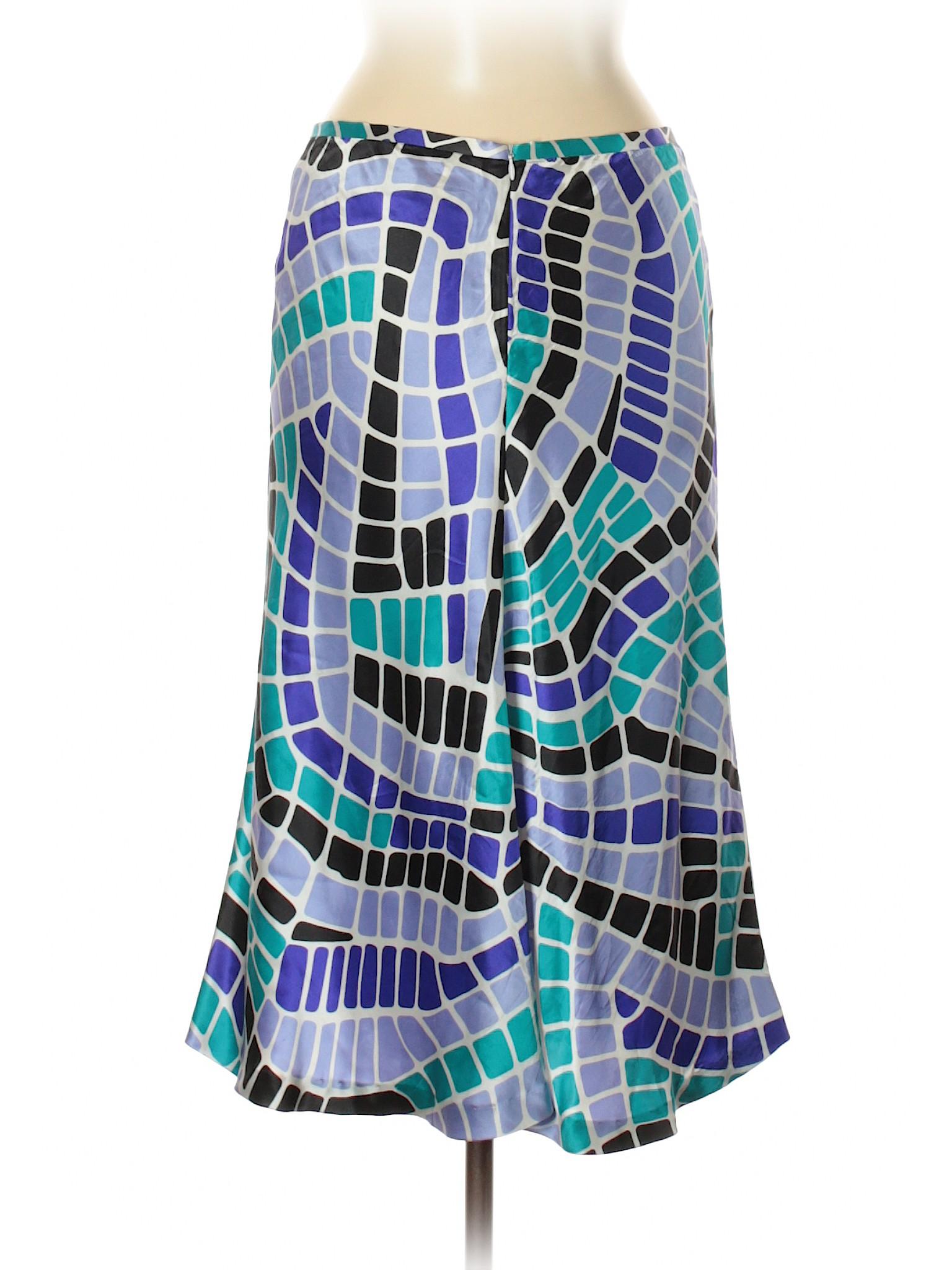 Leisure Connection French Silk Skirt winter nZFxAq1ZwY