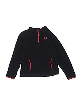 Under Armour Fleece Jacket Size 7