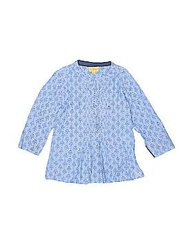 Roberta Roller Rabbit 3/4 Sleeve Blouse Size 8