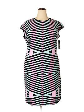 Maia Casual Dress Size 24 (Plus)