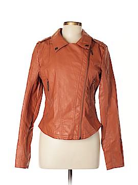 Dollhouse Leather Jacket Size L