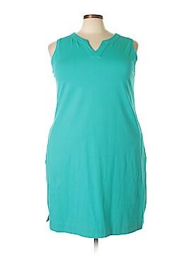 D&Co. Casual Dress Size 2X (Plus)