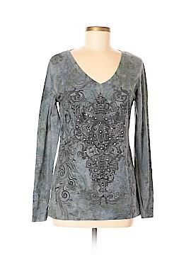 Green Source Long Sleeve T-Shirt Size M