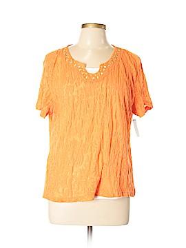 Breckenridge Short Sleeve Top Size XL (Petite)