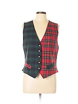 Talbots Tuxedo Vest Size M