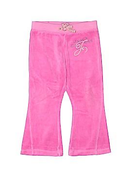 Juicy Couture Velour Pants Size 2