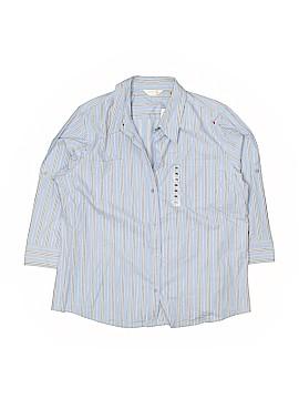 Austin Clothing Co. 3/4 Sleeve Button-Down Shirt Size XXL