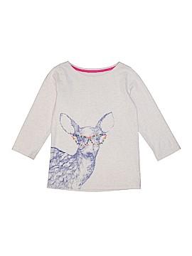 Mini Boden 3/4 Sleeve T-Shirt Size 12