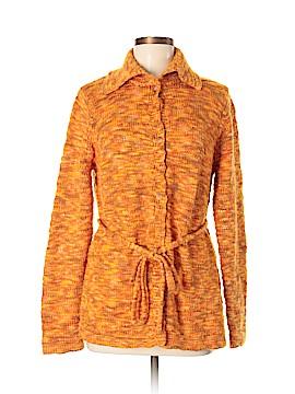 Juliana Collezione Wool Cardigan Size M