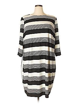 Carmakoma Casual Dress Size 10 Plus(XXS) (Plus)