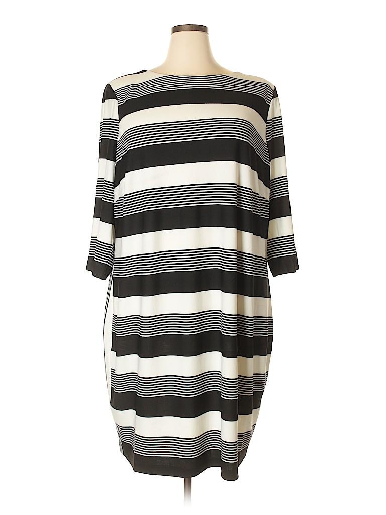 Carmakoma Women Casual Dress Size 18 Plus (M) (Plus)