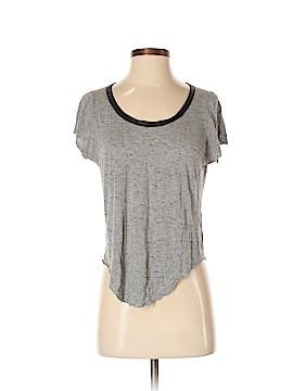 Enza Costa Short Sleeve Top Size S