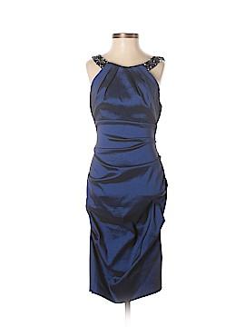 Xscape Cocktail Dress Size 4 (Petite)