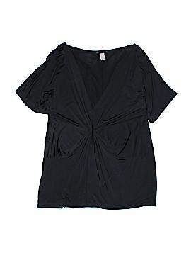 American City Wear Short Sleeve Top Size 2X (Plus)