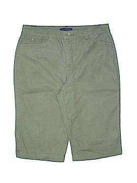 Bandolino Khaki Shorts Size 6