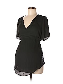 Noir Short Sleeve Blouse Size S (Maternity)