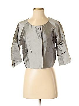 Body By Victoria Silk Blazer Size 0