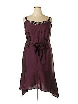 Lane Bryant Cocktail Dress Size 14 (Plus)