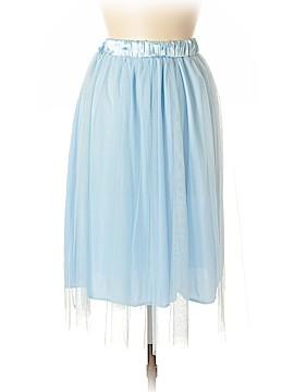 Peppermint Formal Skirt Size M