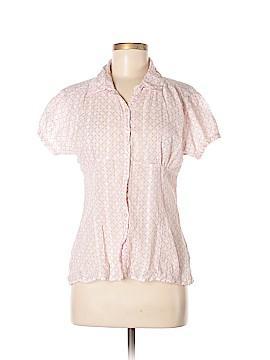 Katie's Kloset Short Sleeve Blouse Size M