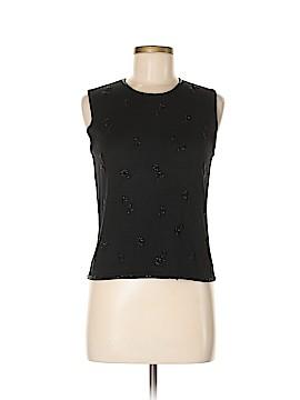Studio G Sleeveless Silk Top Size M